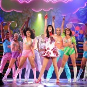 Katy, Perry, Concert, California Dreamin, Tour, 2012, TRIO, stage, floor