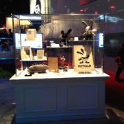 TRIO manufactured archive units in the Disney booth at E3
