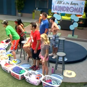 'Big Brother' Laundromat Challenge