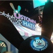 Oswald Ears and CNC Sign