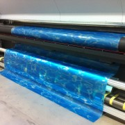 Printing Water Flooring