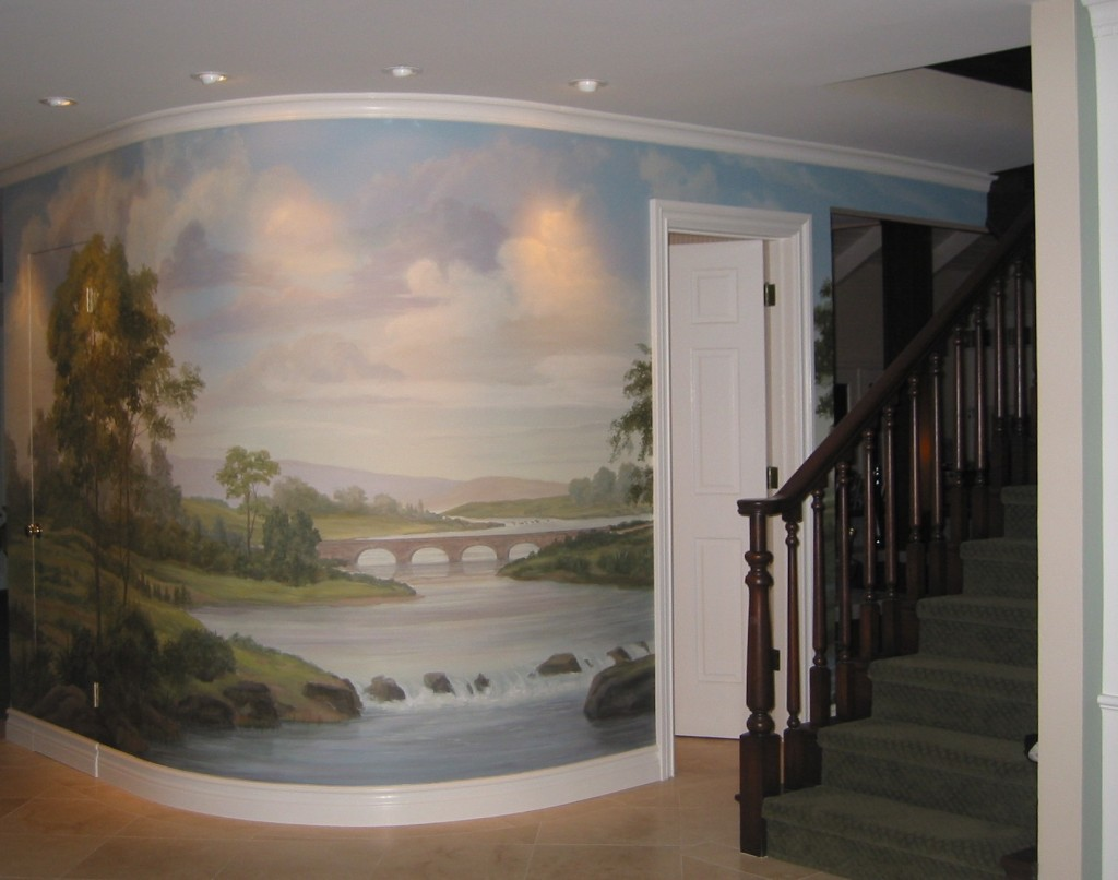 ... Available To Hand Paint Backdrops, Billboards, Props, Murals,  Portraits, Signs, Flooring, And To Create Faux Painted Walls And  Architectural Details.