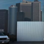 Printed City Backdrop