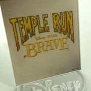CNC Routed Sign Holder for Disney