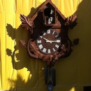 World's Largest Cuckoo Clock (Sculpted)