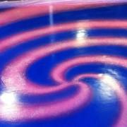 Katy Perry's Custom Floor
