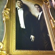 TRIO sculpted and hand-painted frames for LA Screenings at WB