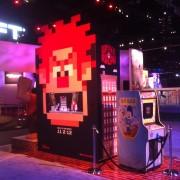 Custom 'Wreck It Ralph' kiosk for Disney E3