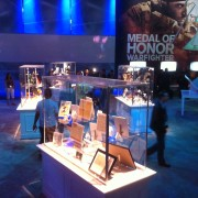 TRIO-built archive units for Disney E3 booth
