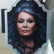 TRIO printed portrait for Comedy Central Roast of Roseanne Barr pre-party at Hollywood Palladium