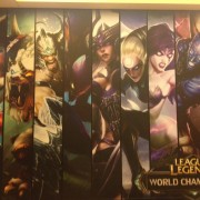 League of Legends World Championship at USC Galen Center