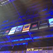 TRIO printed and installed graphics at the League of Legends World Championship Competition
