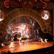IRIS Stage