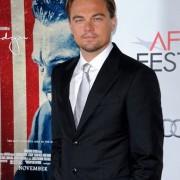 Leonardo DiCaprio at J Edgar Premeire