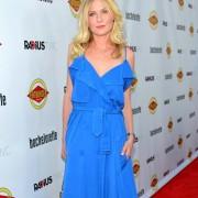 Kirsten Dunst at Bachelorette Premiere