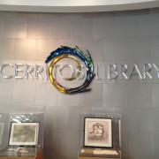 The Cerritos Library