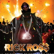 Rick Ross artwork printed for his tour
