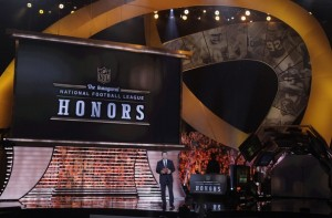 NFL Honors - CNC Routing Panels