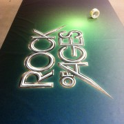 Printing Rock of Ages Graphics
