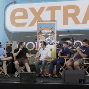 """Extra"" Interviews on Stage"