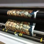 Printing Cobblestone Flooring