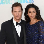 Magic Mike - Matthew McConaughey and Camila Alves