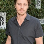 TRIO CNC routed and hand painted signs and Garrett Hedlund- Variety Studio: Rolls Royce Event, 2012