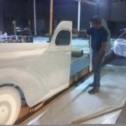 Manufacturing a prop car for Cirque du Soleil, Iris