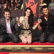 Twilight Hand and Footprint Ceremony, The last time we saw these stars!