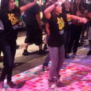 """""""Just Dance"""" Dance Floor"""