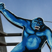 King Kong paint freshened up by TRIO