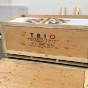 TRIO WB in Crate