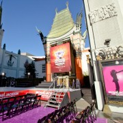 Michael Jackson Tribute at Grauman's Chinese Theatre, Hollywood