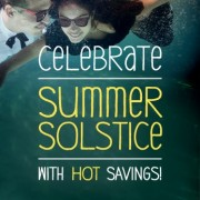 Solstice Summer Ad Campaign